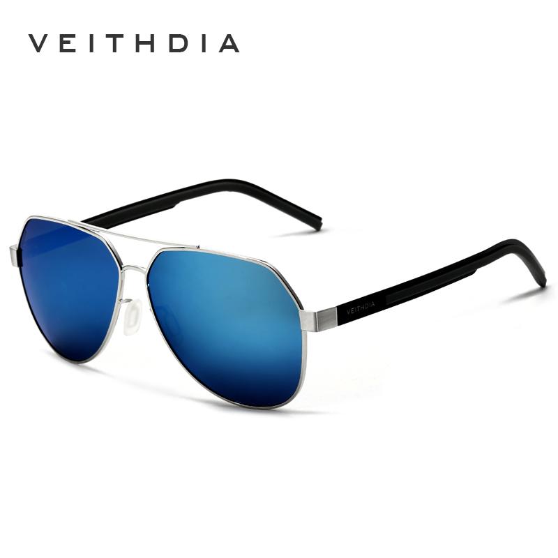 Aluminum Magnesium Men's Sunglasses Polarized Sports Blue Coating Mirror Driving Sun Glasses Eyewear Accessories For Men 3556(China (Mainland))