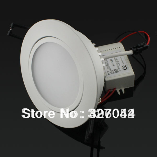 Wholesale - Free shipping 5W 7W 9W 12W led downlight kit lamp led ceiling lamp modern for bedroom(China (Mainland))