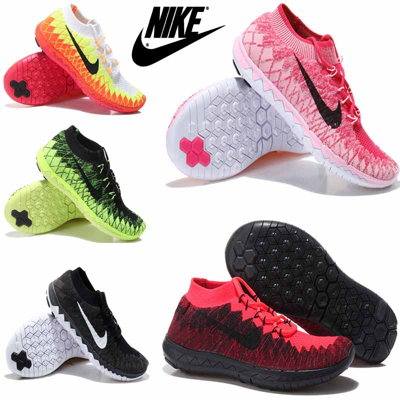 compare nike free models
