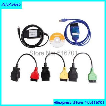 ALKobd FiatECUScan 3.6 Fiat ECU Scan fiat ecu cable alfa obd2 adapters FiatEcuScan 3.6.2