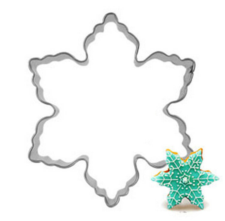 Christmas-Snowflake-Stainless-Steel-Cookies-Molds-Mousse-Ring-Fruit-Cutters-DIY-Baking-Pastry-Tools-CT306-10pcs