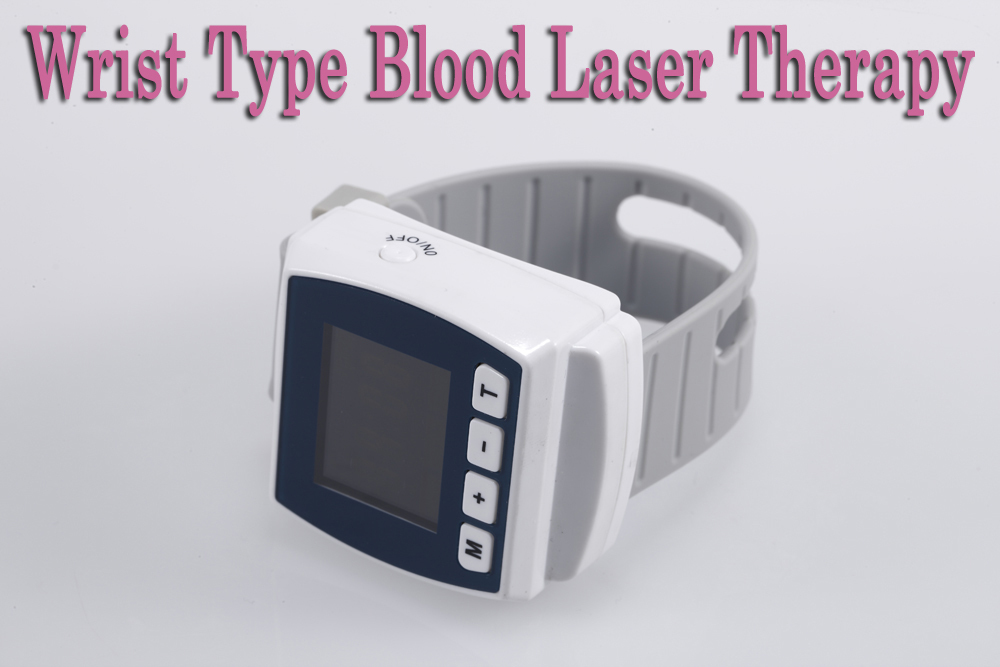 2014 New Model Physiotherapy 650nm Diode low level laser therapy LLLT+8 laser light+Pulse Massage<br><br>Aliexpress