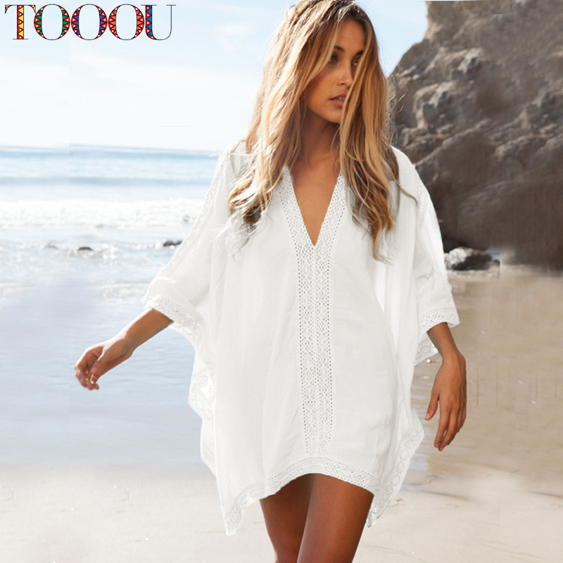 10 DIY Swimsuit Cover-Ups You Need To Make For Spring
