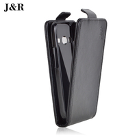 J&R Brand For Samsung Galaxy Ace 4 Lite G313 G313H SM-G313H Ace 4 Neo G318H SM-G318H Flip Case PU Leather Case Cover In Stock