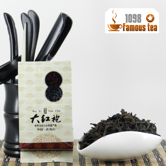 80bags Sachet Package Wuyi Mountain Big Red Robe,Refined Chinese Handamde Tea Free Shipping+Free Gift<br><br>Aliexpress