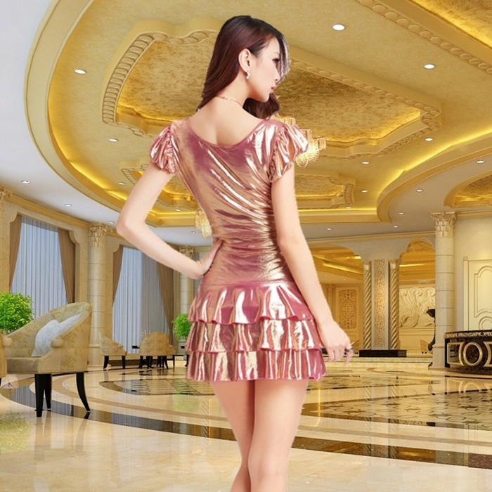 The new Slim sexy dress night games ktv princess dress lady foot bath sauna suits technician Uniform