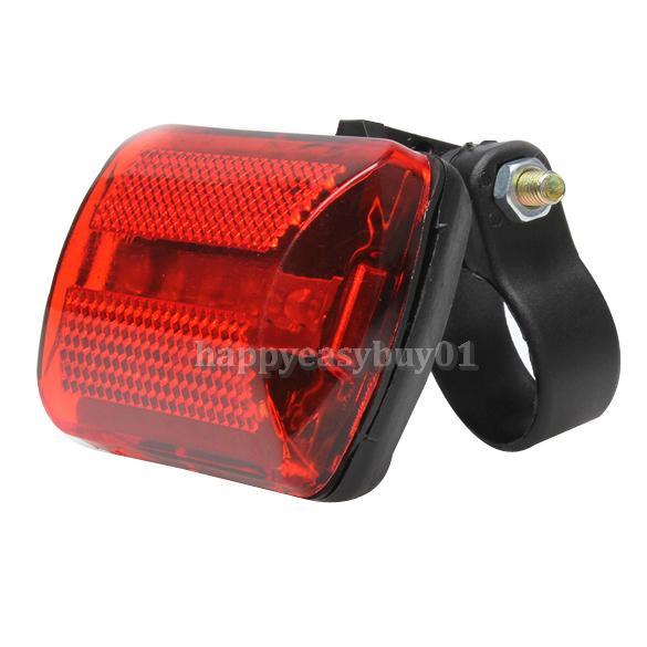 5 Led Rear Tail Red Bike Bicycle Back Light H1e1 Jpg