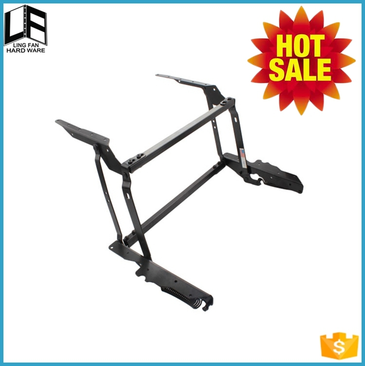 space saving furniture mechanism of coffee table lift spring,lift top coffee table mechanism,spring pop up coffee table hinge(China (Mainland))