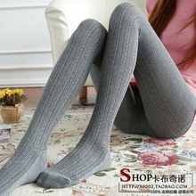 winter thick wool tights
