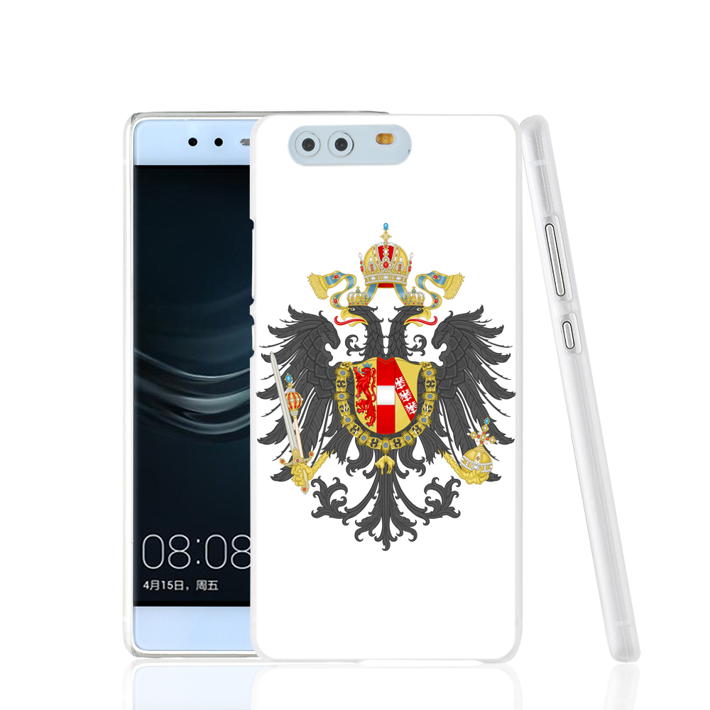 06527 Imperial Coat of Empire of Austria cell phone Cover Case for huawei Ascend P7 P8 P9 lite Maimang G8(China (Mainland))