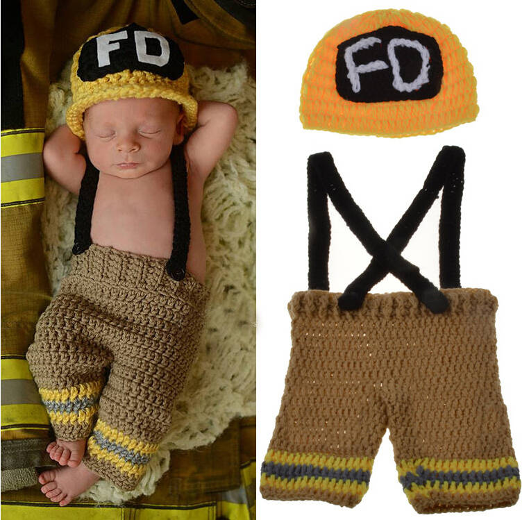 Crochet Patterns For Baby Boy Clothes Boy Clothes Baby Fireman