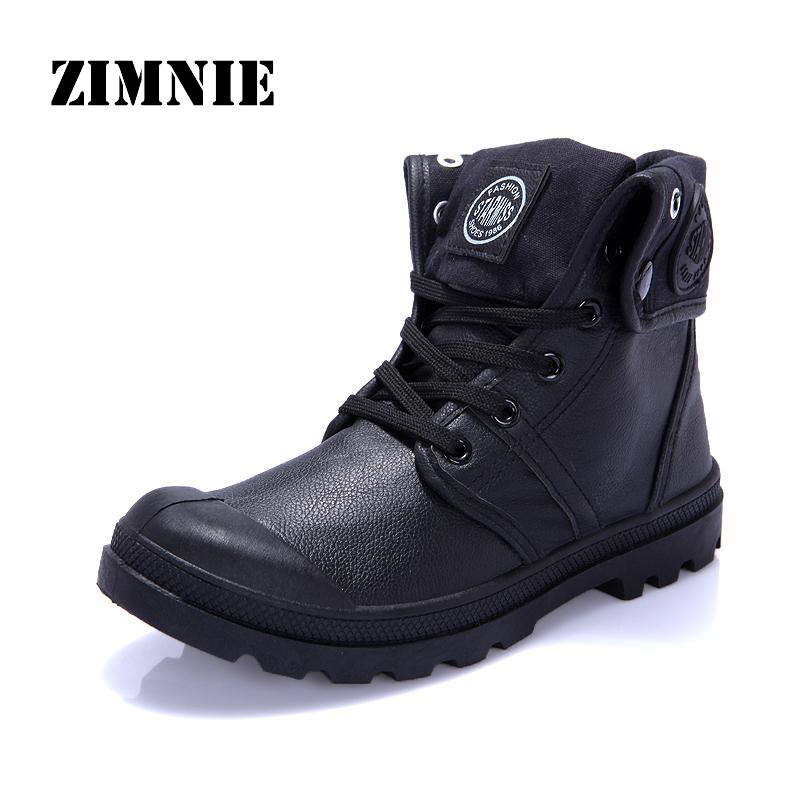 New Arrival Hot Sale Women Flat Ankle Snow Boots Woman pu Leather Lace Up Quality Autumn Winter  Martin Boot High Top Boots<br><br>Aliexpress