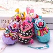 Pet Product Fat Cat Toy Fat Canvas Colorful Mouse With Cat mint Catnip Funny Brinquedos Para Gato Mouse Toys For Cats(China (Mainland))