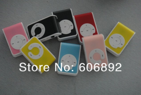 new design Free shipping 5pcs/lot hot sell support 1-8GB TF card MP3,portable Q style mp3 player drop shipping