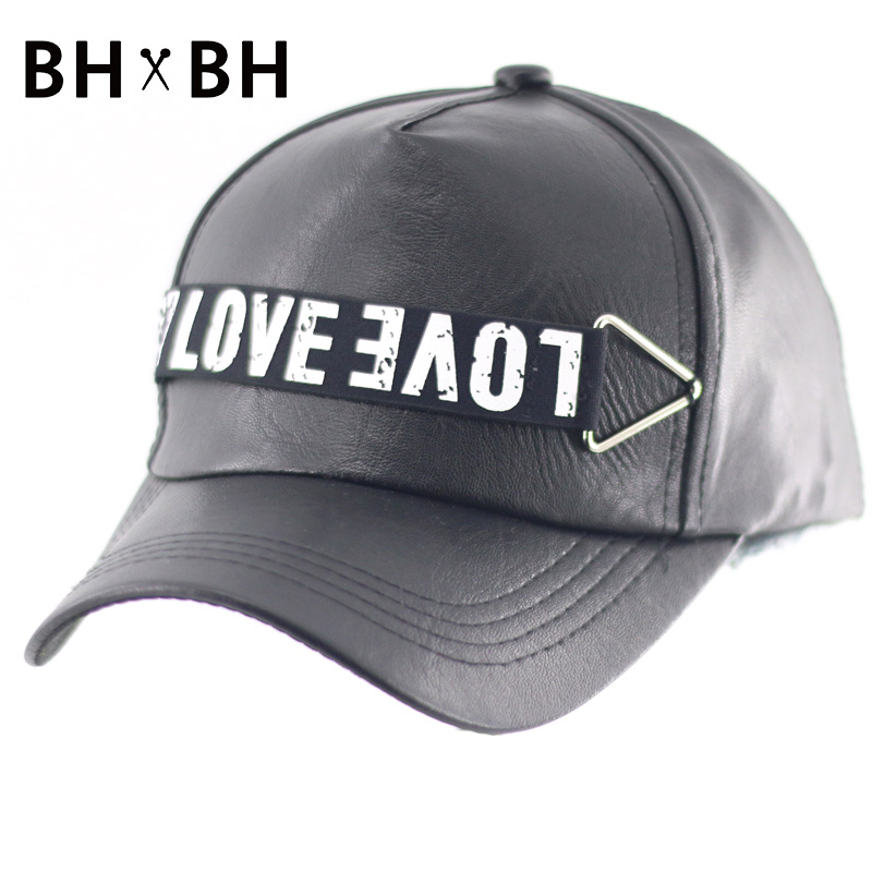2016 new trend of men and women baseball cap hip-hop group letter casual with adjustable hat snapback BH-LDL080(China (Mainland))