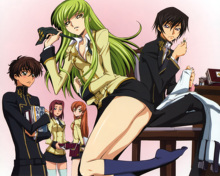 Free shipping CODE GEASS ZERO LELOUCH Japan Anime Poster printed silk wall decoration 12×18 24x36in(1450065145983)
