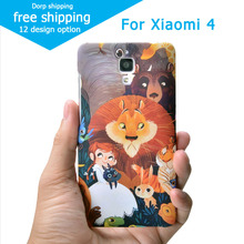 guangzhou mobile phone accessories free shipping Wholesale Funny Smartphone pc Case cell accessories for xiaomi 4