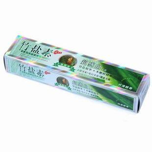 Bling Recommend Free Shipping Top Sell Wholesale High Quality Bamboo Salt White Toothpaste High Efficiency White Sttend
