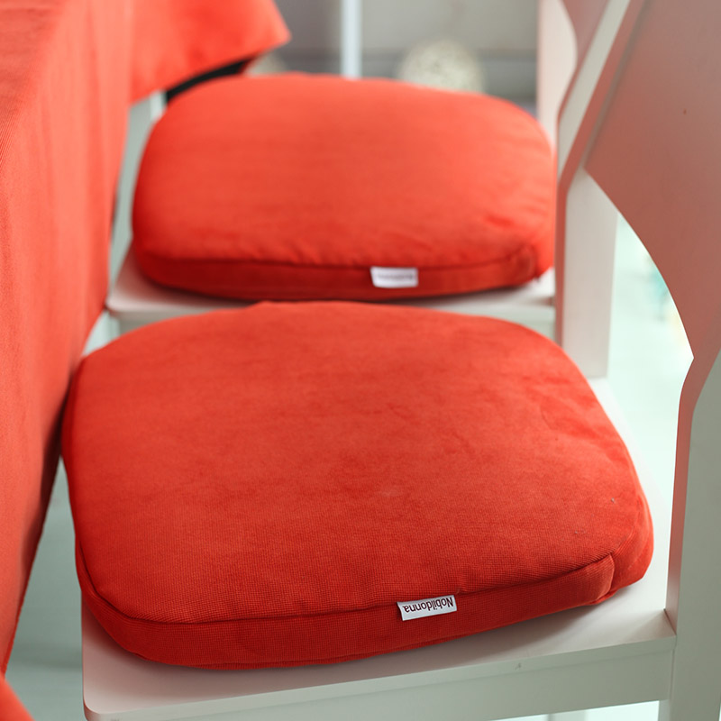 Popular window seat pads buy cheap window seat pads lots from china window seat pads suppliers - Orange kitchen chair cushions ...