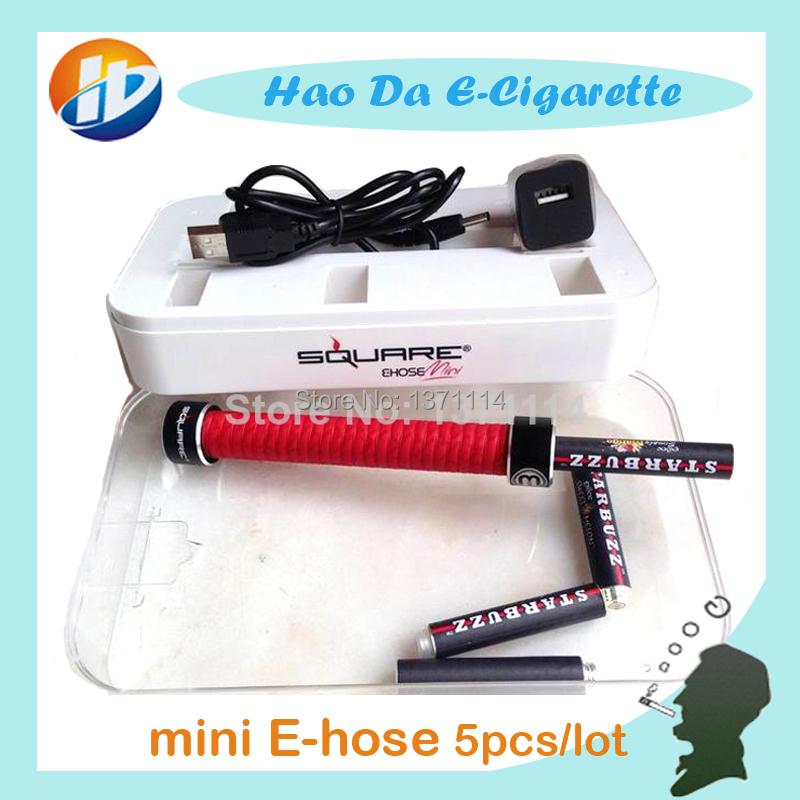 mini starbuzz e hose starbuzz cartridge cigarro eletronico kit, starbuzz mini electronic hookah starbuzz e-hose shisha pen 5pcs(China (Mainland))