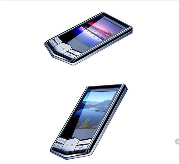 2014 newest store 16GB MP3 MP4 player video player, FM radio + headset + USB data cable(China (Mainland))