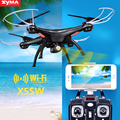 Drone Syma X5SW RC Quadcopter Camera Wifi RC Drone 2 4G FPV Real Time Transmission 360