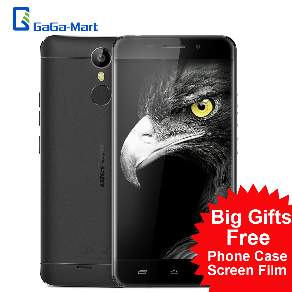 "New Ulefone Metal 5.0"" 4G Smartphone Android 6.0 MTK6753 Octa Core 3GB+16GB 5MP 13MP Fingerprint Unlock 5 Touch IDs Cellphone(China (Mainland))"