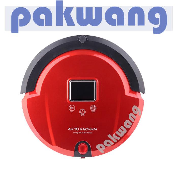 Robot Vacuum Self Charging, UV Lamp Sterilizer, Long Working Time, carpet cleaning machine(China (Mainland))