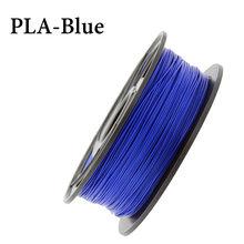 Createbot 3D Принтер Нити PLA 1,75 мм 1 кг пластиковые резиновые расходные материалы материал красочные пластиковые нити Материал s(China)