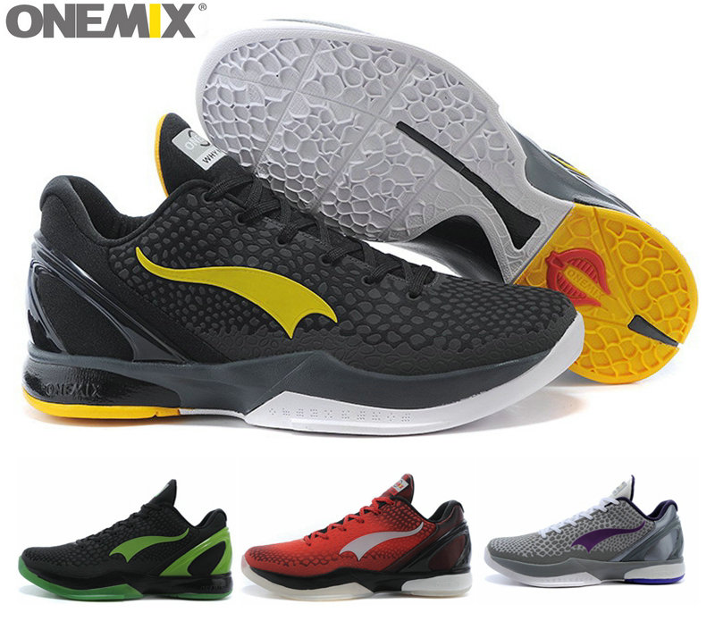 Original ONEMIX Brand Men Basketball Shoes Comfortable Breathable Athletic Trainer Sports Sneakers Maxes 46 Free Shipping(China (Mainland))