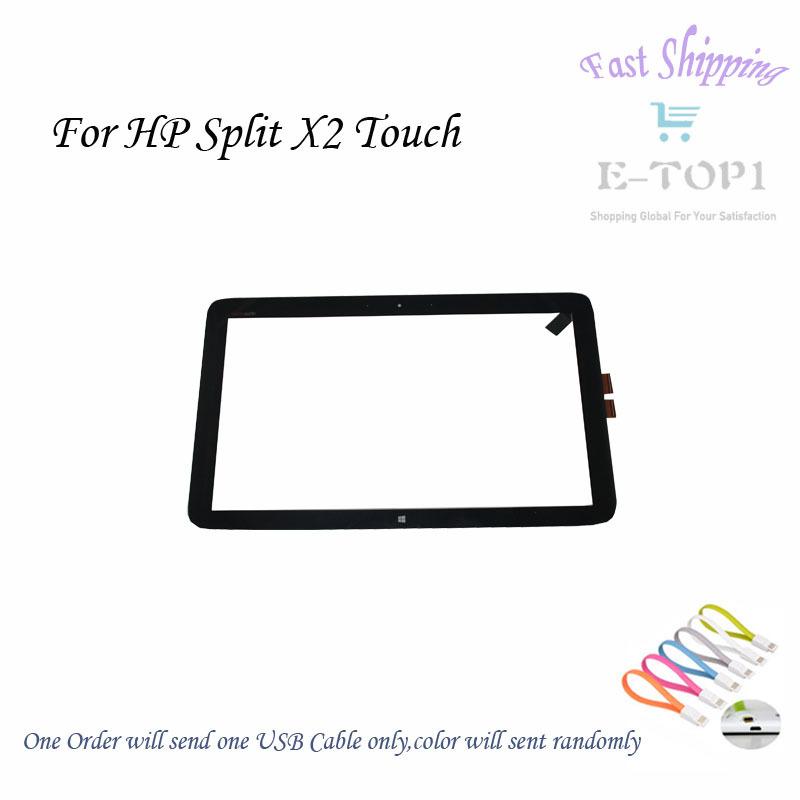 Здесь можно купить  High Quality!! For HP Split X2 13.3 inch Touch Screen Digitizer Sensor Tablet PC Screen Free Shipping  Компьютер & сеть