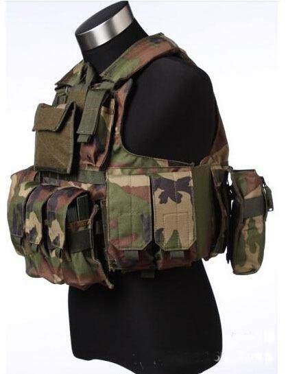 Защитная одежда Oem Molle CIRAS 787