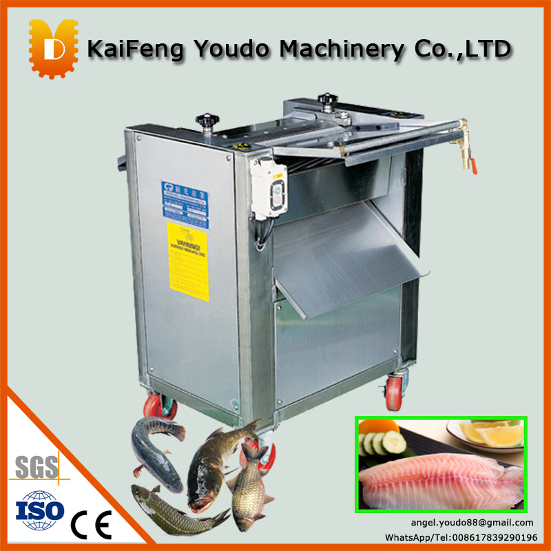 Online buy wholesale fish processing machinery from china for Fish skinner machine