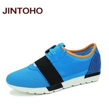 JINTOHO Luxury Brand Designer Men Shose Fashion Mens Trainers Lace-Up Men Casual Shoes Zapatillas Shoes Online Shop Shoes Homme(China (Mainland))