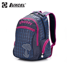 Trendy School Backpack Shoulder Bag for Teenage Polyester Daily Laptop Mochila Escolar(China (Mainland))