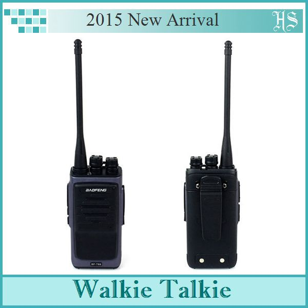 New Black Walkie Talkie BAOFENG T88 UHF 8W VOX FM Radio Monitor Scan Two Way Radio Professional Transceiver Better Than BF-888s(China (Mainland))