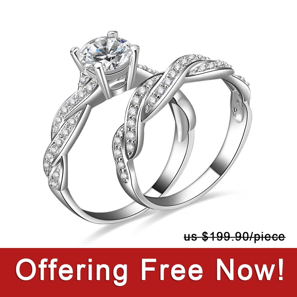 Wedding Irish set anello