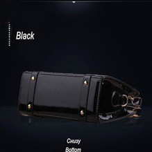 2015 Woman Sac femme a Main Marques Black Luxury Ladies Handbag Designer Brand Shoulder Bag Bolsos