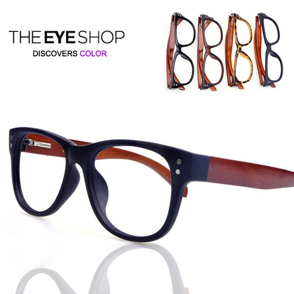 2015 Wholesale high end eyeglass frames wood D013-in ...