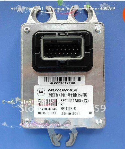 Motorola system ECU(Electronic Control Unit)/ Fukuda Haishi car engine computer board / EF10041A03/491(China (Mainland))