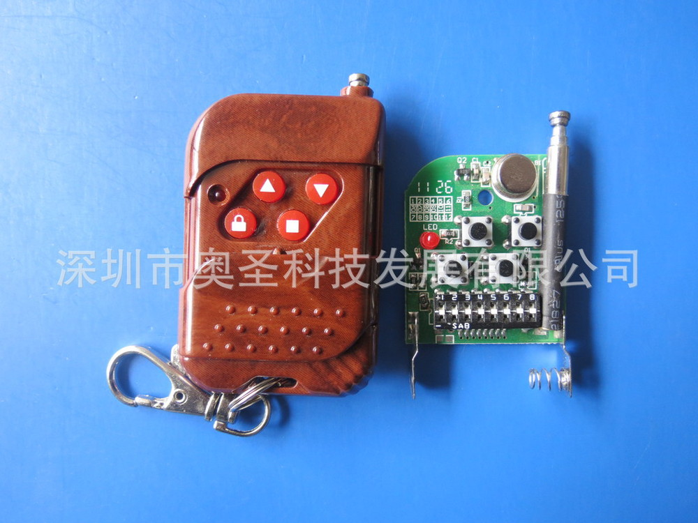 DIP jade 315 frequency remote control , remote control shutter doors , rolling gates East Wing remote control remote control(China (Mainland))