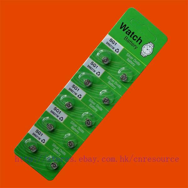 Аккумулятор таблеточного типа 10 X SG1 364 SR60 SR621SW sr 1 ponytails130g 24 60 mutlicolor p001