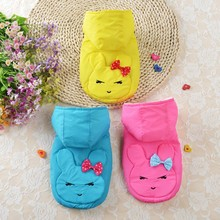 Buy New Dog Apparel Leisure Autumn/Winter Pet Dog Clothes Pink Blue Yellow Dogs Coat Jackets Small Dog's Clothing Costume for $6.16 in AliExpress store