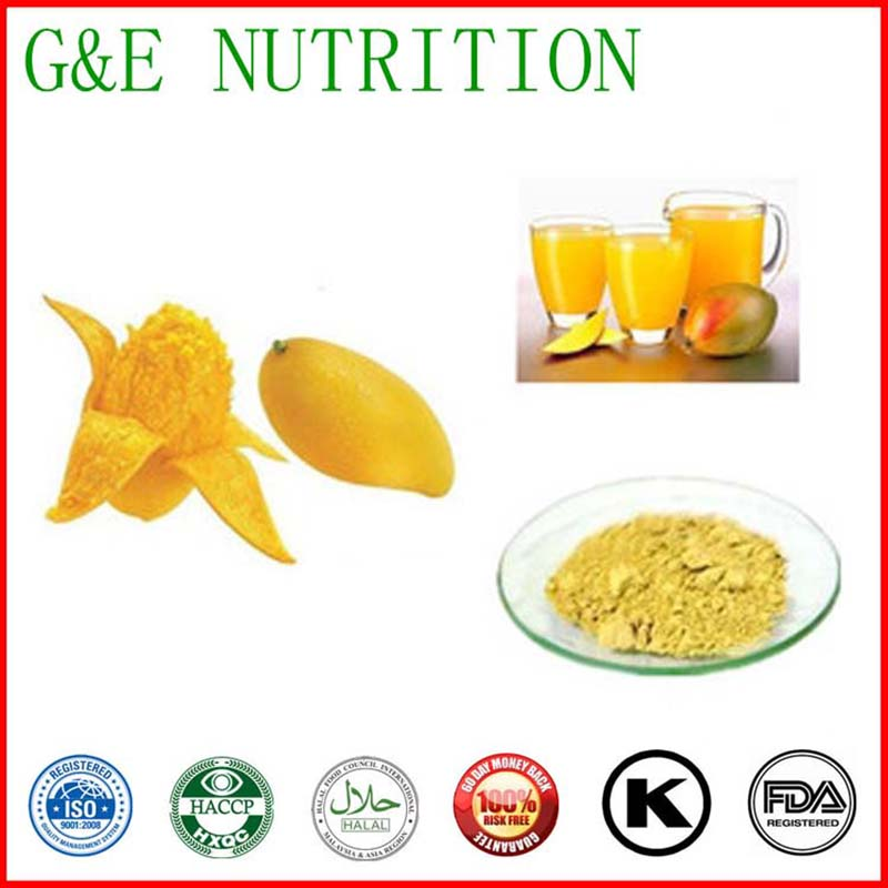 GMP factory 100% pure natural Mango Seed extract Powder 800g<br><br>Aliexpress