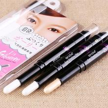 Beauty Highlighter Eye Makeup Contour Pen Double-end Liquid Eyeshadow Shimmer Glitter Shadow Pencil Liner Y2 - Barberry Shop store