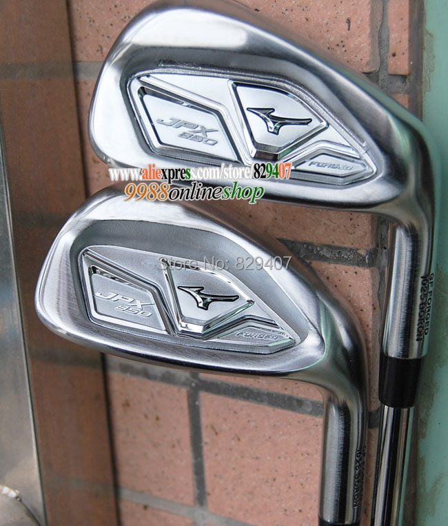 New Golf Clubs JPX 850 Golf irons set 45-9PG(8pcs)Dynamic Gold Steel shaft Club Golf EMS Free Shipping(China (Mainland))