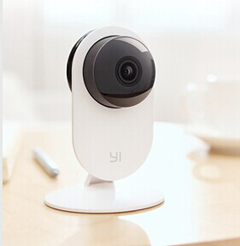 Original Xiaomi YI Smart CCTV IP Camera Wireless Wifi HD 720P Infrared Night Vision Support Two Way Audio For Smart Home Life(China (Mainland))
