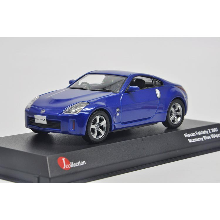1:43 Jcollection Fairlady Z 2007 Nissan automobile model(China (Mainland))