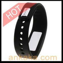 Black Bluetooth Incoming Phone Call Vibrating Alert Bracelet Anti Lost Device for Mobile Phones - Wholesale(China (Mainland))