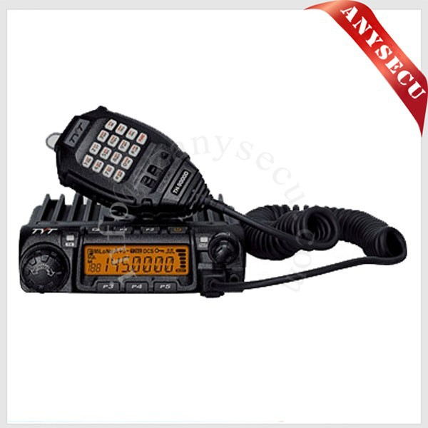 Long standby time VHF136-174MHz mobile transceiver TYT TH-9000D radio TYT TH9000D(China (Mainland))